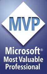 Microsoft MVP logo for Dan Hanson